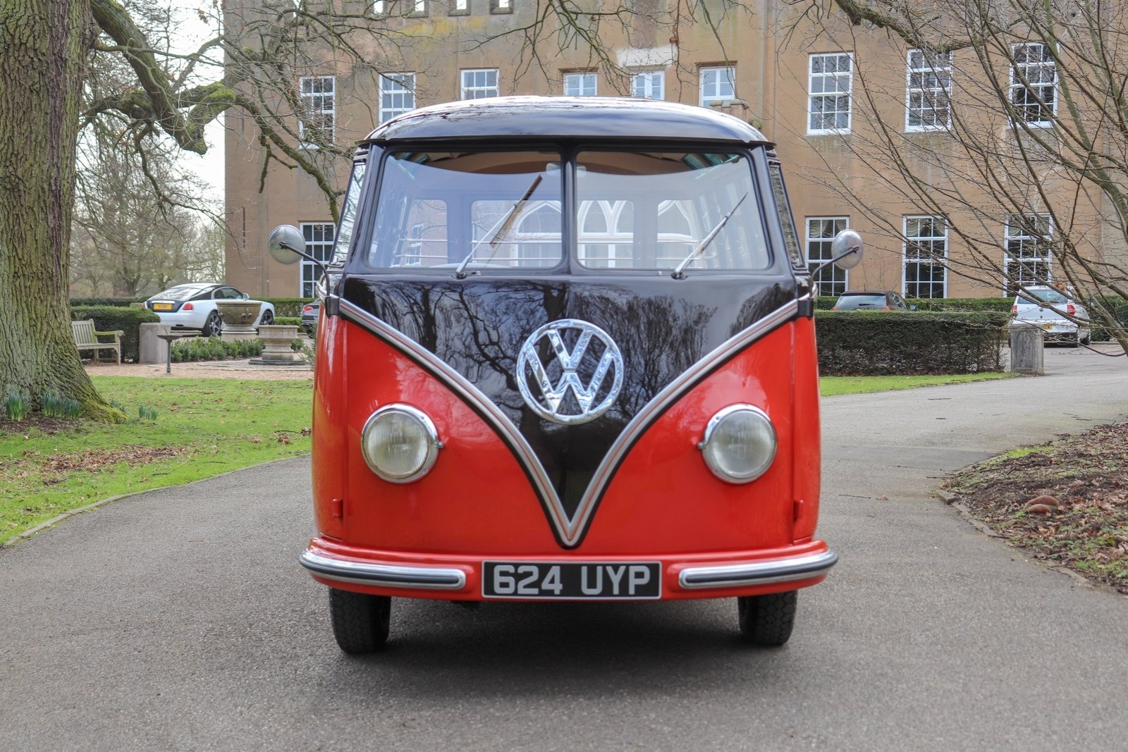 1955 Volkswagen Microbus Deluxe For Sale (picture 2 of 6)