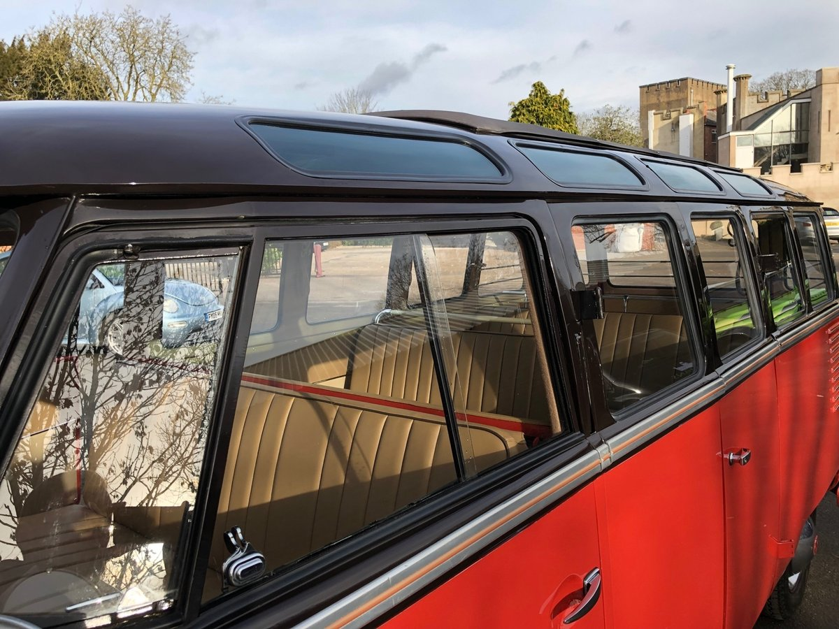 1955 Volkswagen Microbus Deluxe For Sale (picture 4 of 6)