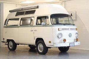 1973 VW T2 1,6 High Roof Camper For Sale