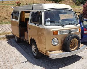 1973 VW T2 Westfalia Camper