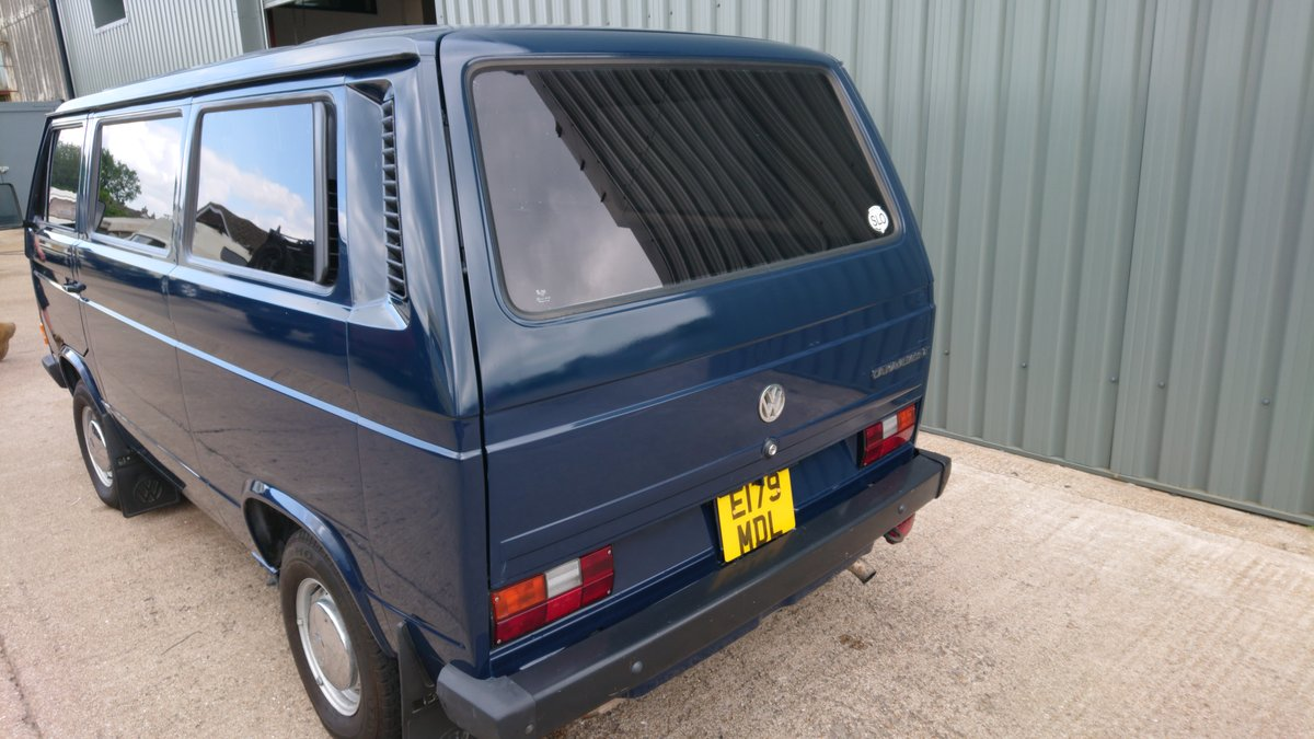 1988 Volkswagen T25 2WD Caravele C For Sale (picture 2 of 6)