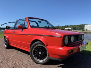 1992 Volkswagen Golf GTI Sportline For Sale