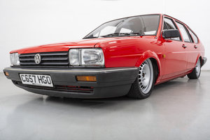 1985 Volkswagen VW Passat 1.8 CL 32B on Air Suspension For Sale