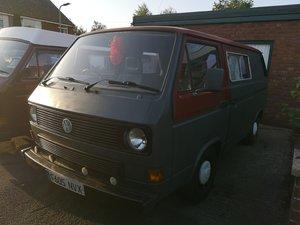 1989 Volkswagen transporter t25 camper/day van For Sale