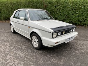 1987 *** mk1 vw golf gti cabrio *** For Sale