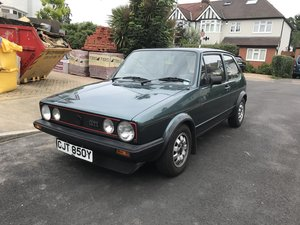 1983 Mk1 Golf GTi For Sale