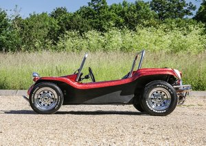 1967 Volkswagen Beetle Beach Buggy by East Coast Manx SOLD by Auction