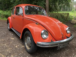 VW Beetle - Original Survivor - 1973 1300cc For Sale