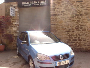 2006 06 VOLKSWAGEN POLO 1.2 E 5DR 43613 MILES ONE OWNER. For Sale