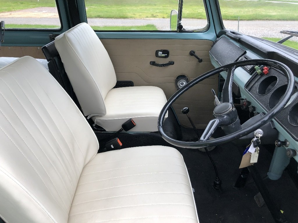 Lot 35 - A 1969 Volkswagen T2 Combi - 21/07/2019 For Sale by Auction (picture 3 of 6)