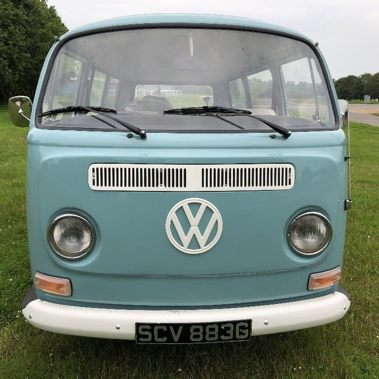 Lot 35 - A 1969 Volkswagen T2 Combi - 21/07/2019 For Sale by Auction (picture 6 of 6)
