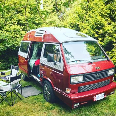 1987 87 V(~) Vanagon Dehler Profi Westfalia+ 04 Subaru Engine $27 For Sale (picture 1 of 6)