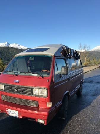 1987 87 V(~) Vanagon Dehler Profi Westfalia+ 04 Subaru Engine $27 For Sale (picture 4 of 6)
