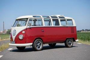 1965 Volkswagen Samba, VW Samba T1 Samba SOLD