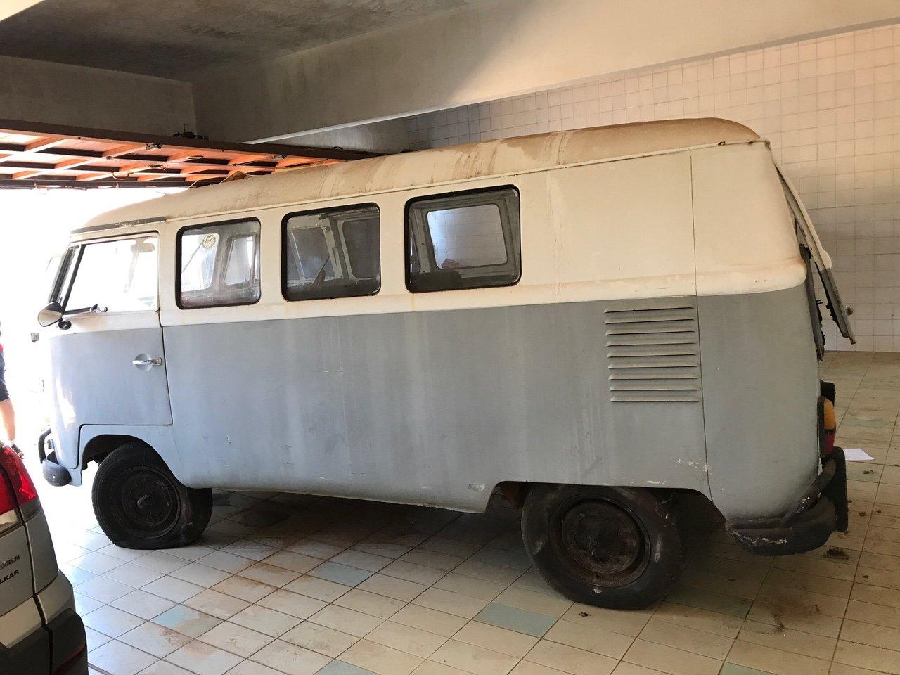 VOLKSWAGEN T1 ORIGINAL 1959 VW KOMBI SPLIT SCREEN CAMPER For Sale (picture 3 of 6)