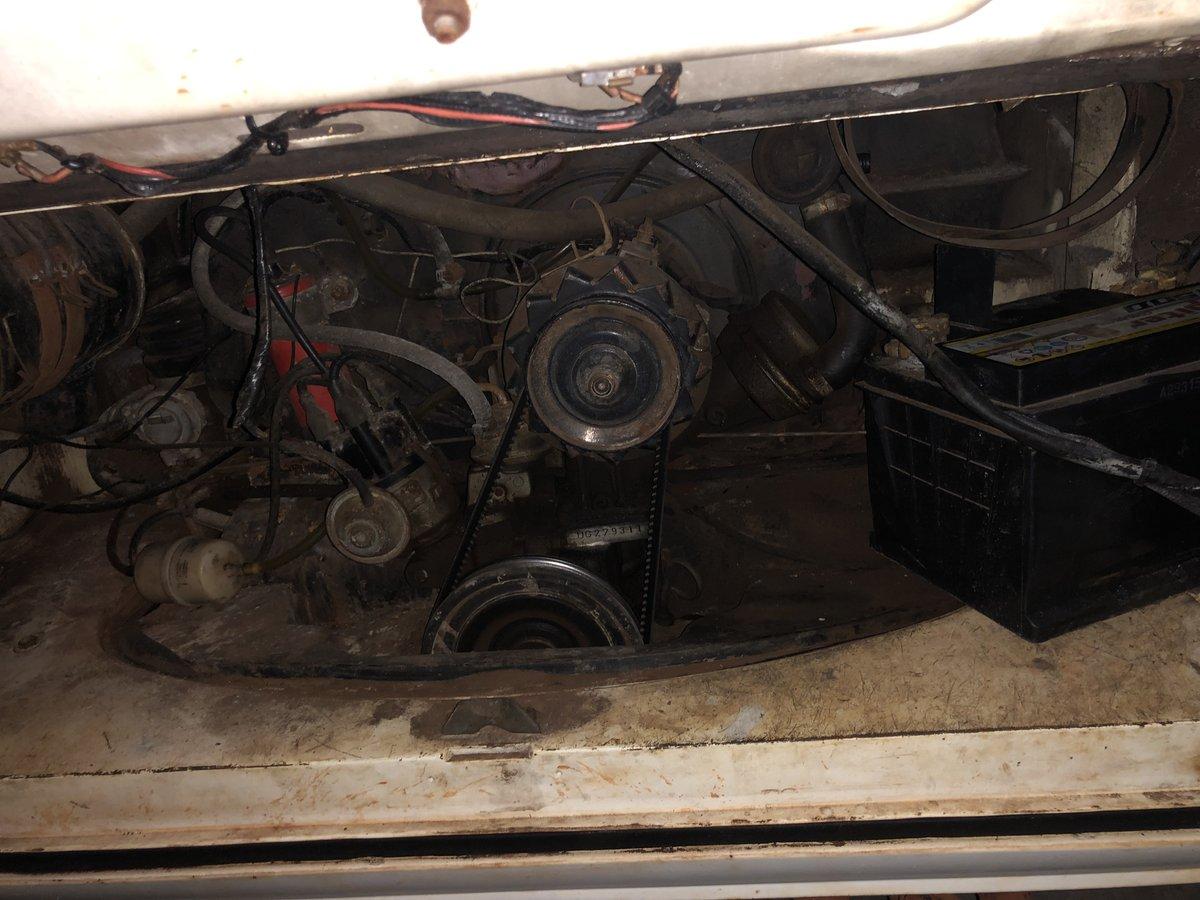 VOLKSWAGEN T1 ORIGINAL 1959 VW KOMBI SPLIT SCREEN CAMPER For Sale (picture 6 of 6)