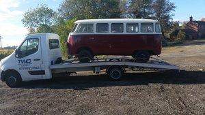 Volkswagen. Split screen camper..1973. Splitty. For Sale