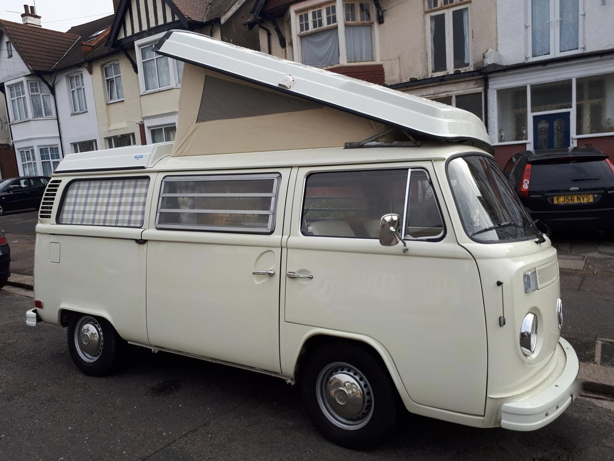 1973 VW CAMPER WESTFALIA TYPE 2 For Sale (picture 1 of 6)