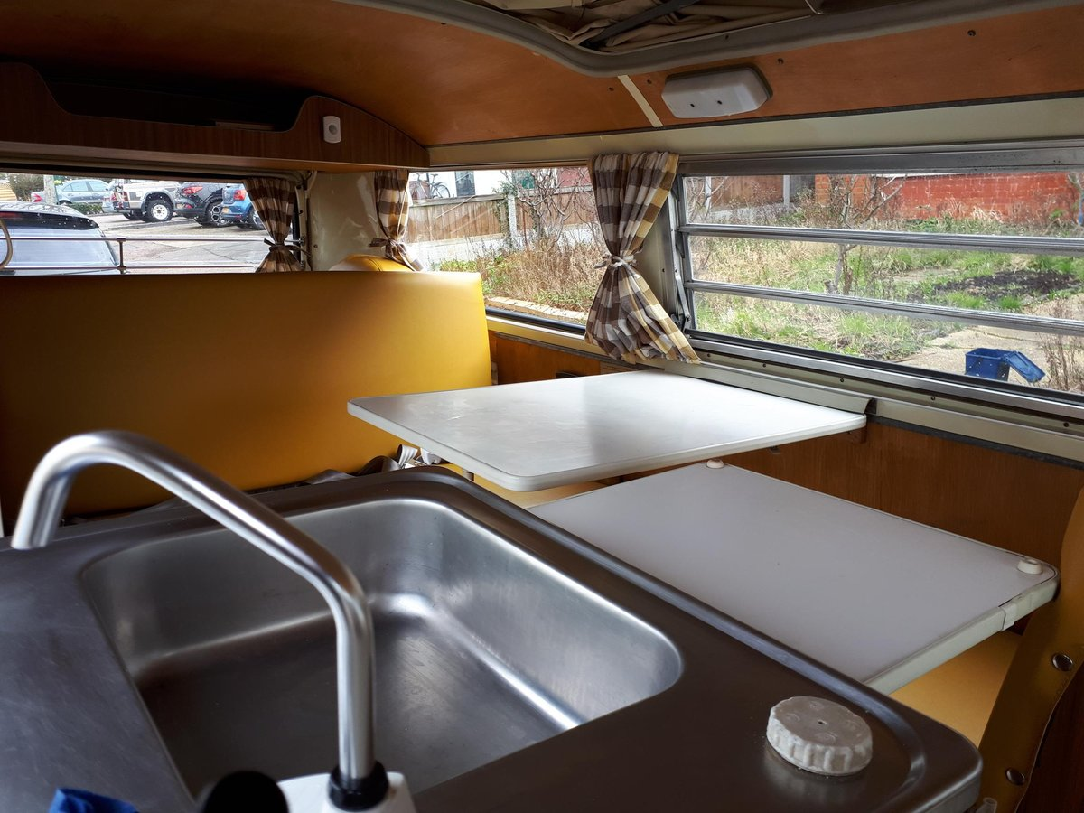 1973 VW CAMPER WESTFALIA TYPE 2 For Sale (picture 5 of 6)
