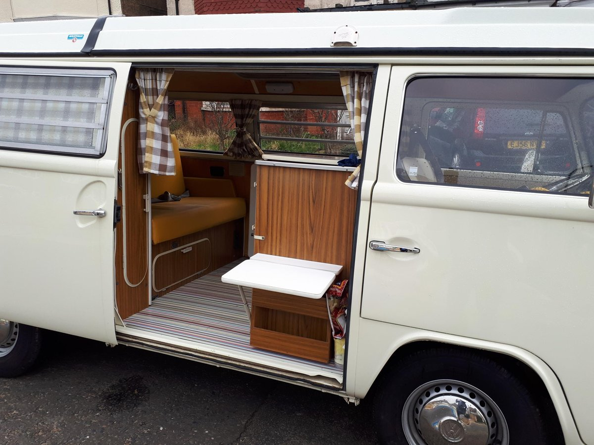 1973 VW CAMPER WESTFALIA TYPE 2 For Sale (picture 6 of 6)