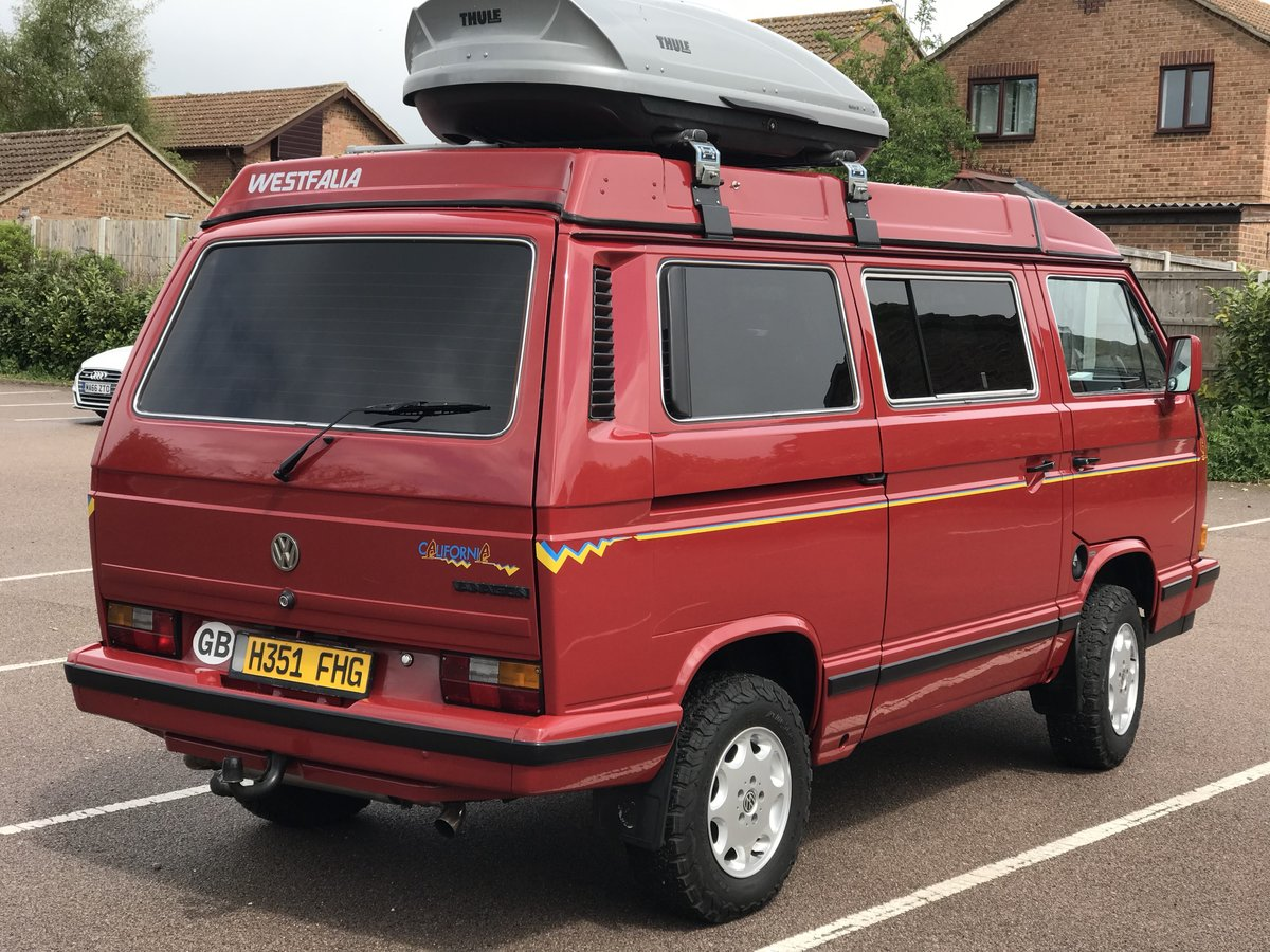1990 VANAGON California DIESEL AUTO The best out there. For Sale (picture 2 of 6)