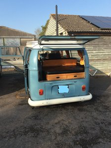 1969 Vw Early Bay Window, 1 previous owner.