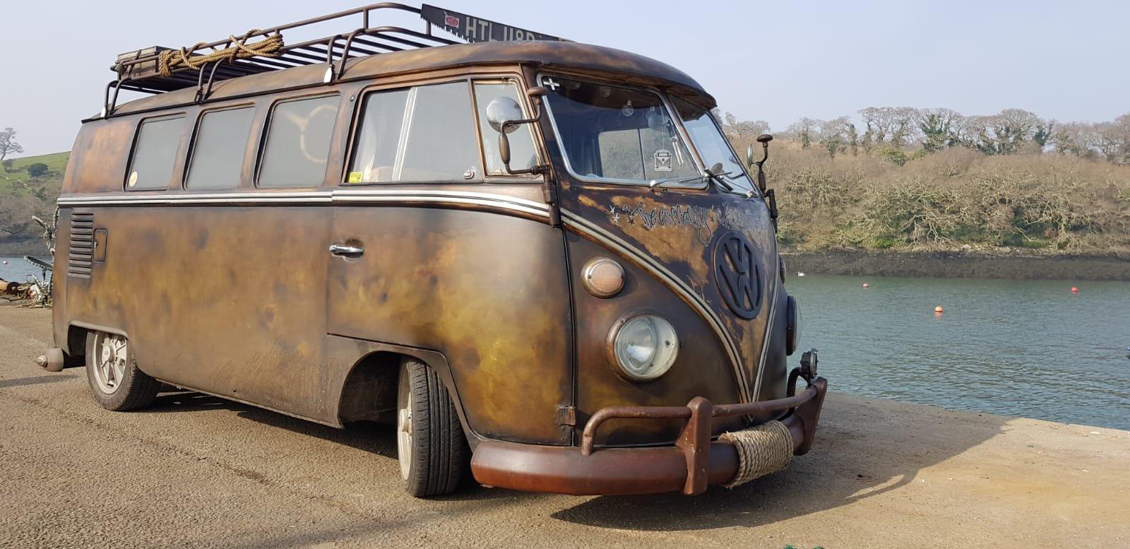 Volkswagen Camper 1966 split screen . For Sale (picture 4 of 6)