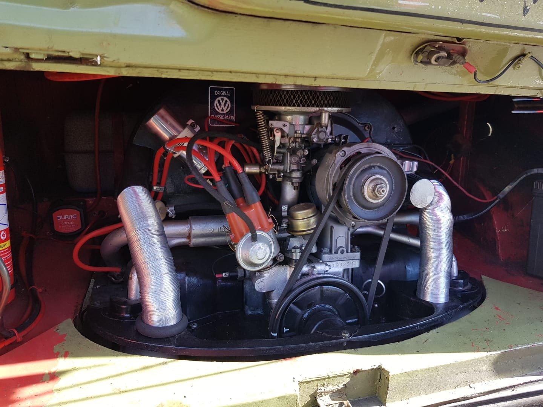 Volkswagen Camper 1966 split screen . For Sale (picture 6 of 6)