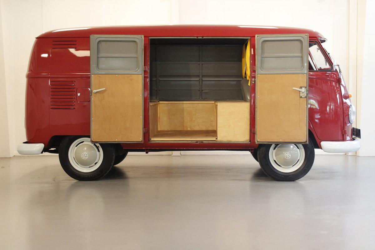 1962 Volkswagen T1 1.3 Van  For Sale (picture 4 of 6)