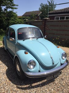 VW Beetle 1303 - 1972 Lovely Original Condition. For Sale