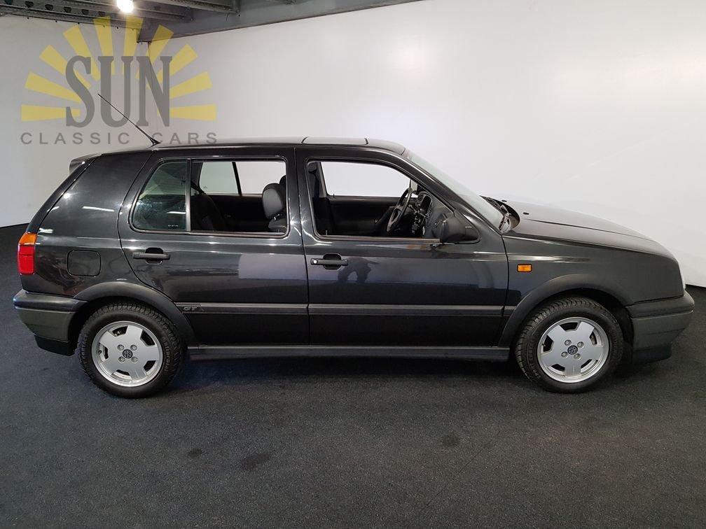 Volkswagen Golf GT 1993, nur 17.303 originale Kilometer For Sale (picture 3 of 6)