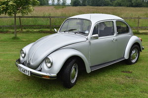 1977 Lot 8 - A 1997 Volkswagen Beetle - 21/07/2019 For Sale by Auction