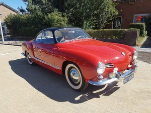 1958 Karmann Ghia Lowlight, Volkswagen Lowlight SOLD