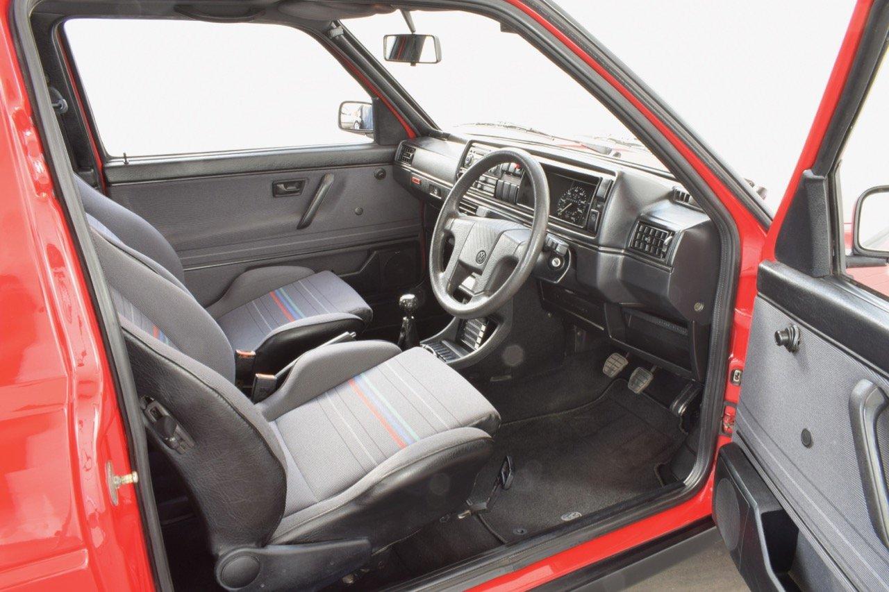 VW VOLKSWAGEN GOLF GTI 16V MK2 1.8 3DR 1992 RED For Sale (picture 4 of 12)