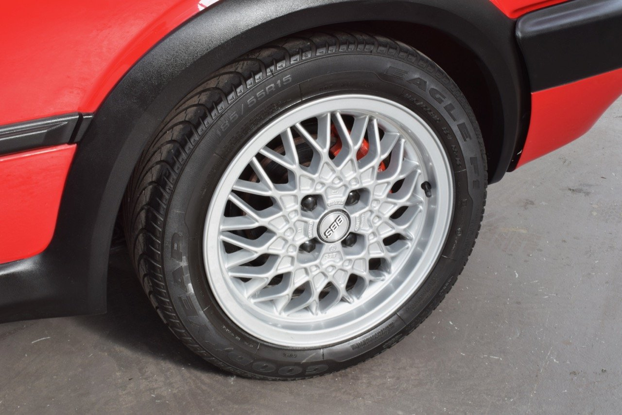 VW VOLKSWAGEN GOLF GTI 16V MK2 1.8 3DR 1992 RED For Sale (picture 6 of 12)