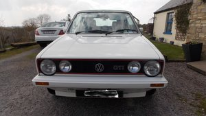 1986 VW Golf Everyday Classic For Sale