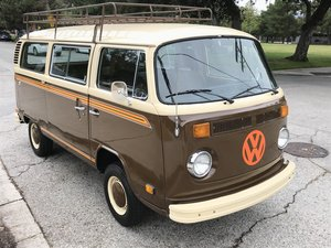 1978 VOLKSWAGEN BUS/VANAGON For Sale
