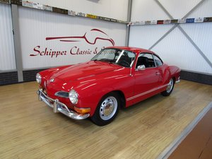 1970 Volkswagen Karmann Ghia Type 14 Coupé For Sale