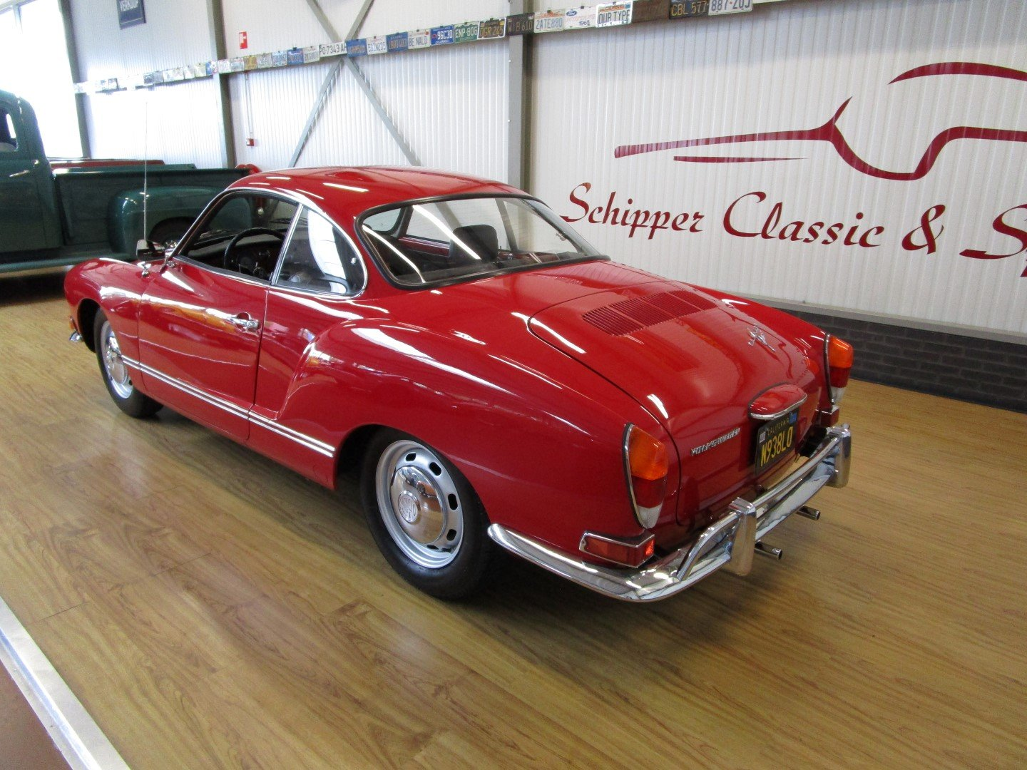 1970 Volkswagen Karmann Ghia Type 14 Coupé For Sale (picture 3 of 6)