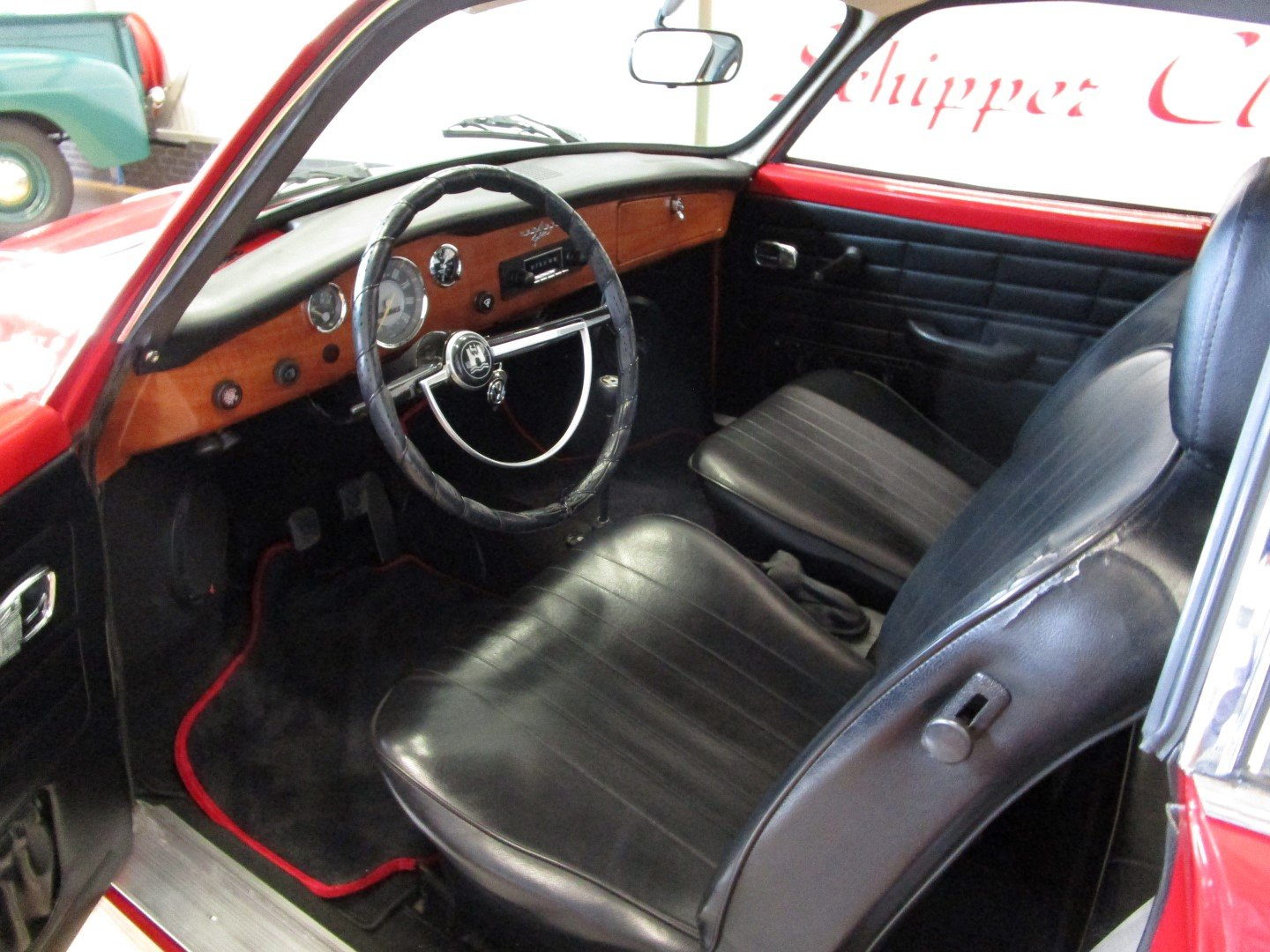 1970 Volkswagen Karmann Ghia Type 14 Coupé For Sale (picture 5 of 6)