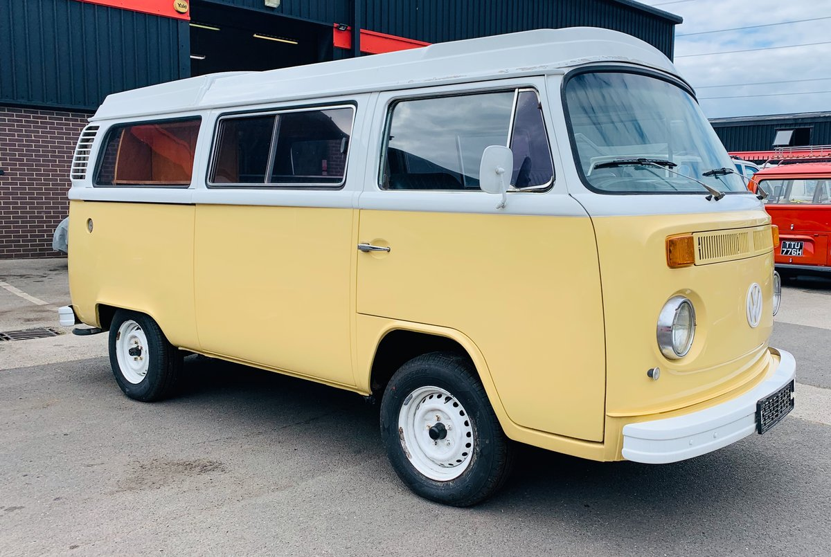 1975 VW latebay RHD SA import, Rock solid easy project For Sale (picture 1 of 6)