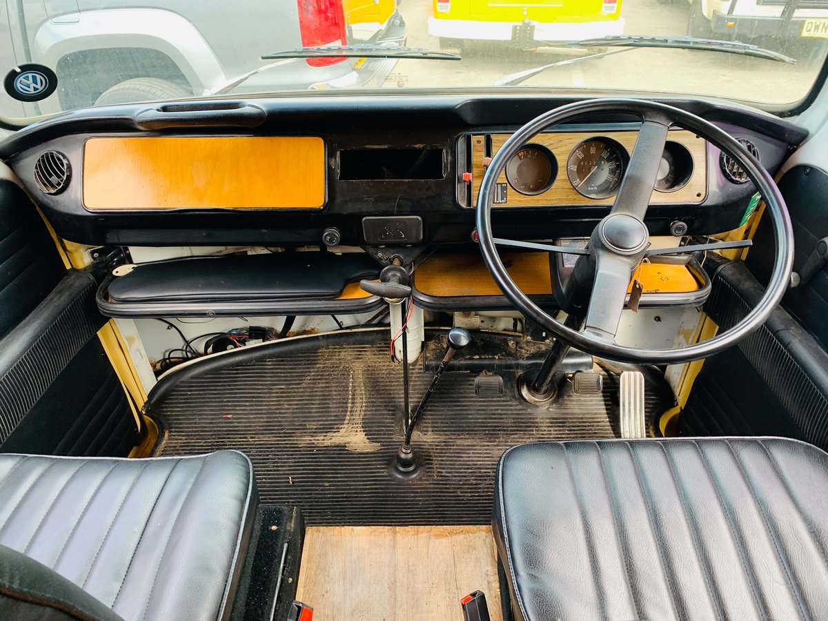 1975 VW latebay RHD SA import, Rock solid easy project For Sale (picture 4 of 6)