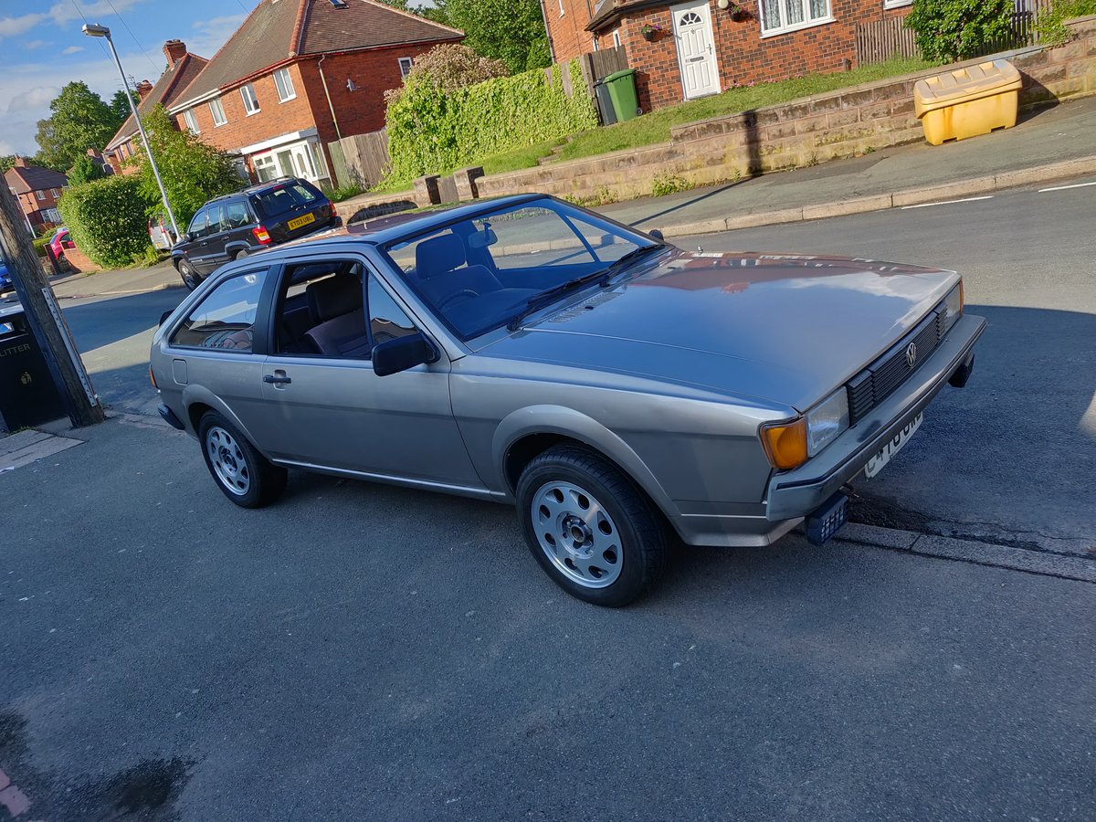 Vw scirocco gt mk2 1.6 1986 For Sale (picture 1 of 6)