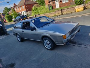 Vw scirocco gt mk2 1.6 1986 For Sale