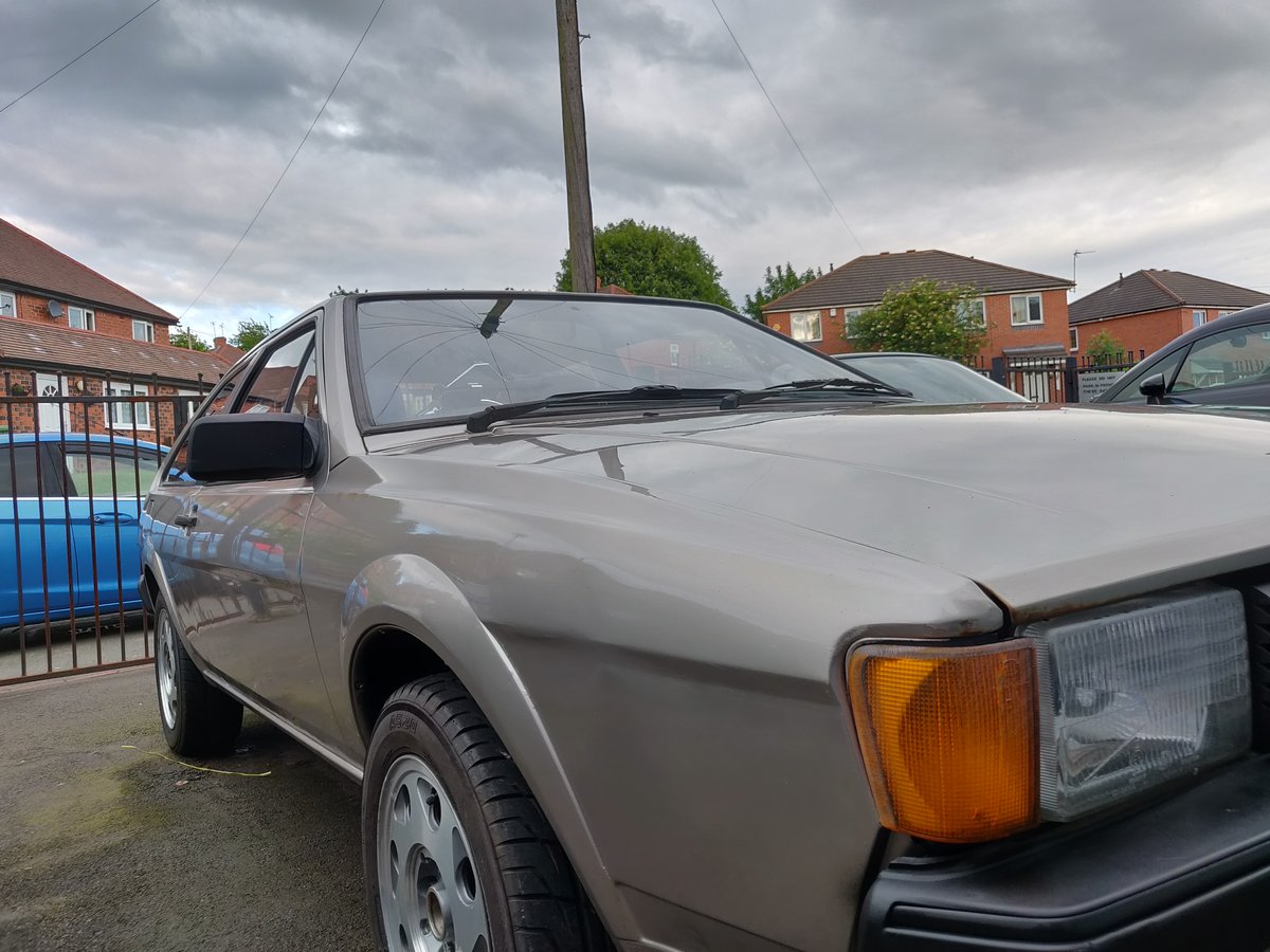 Vw scirocco gt mk2 1.6 1986 For Sale (picture 6 of 6)
