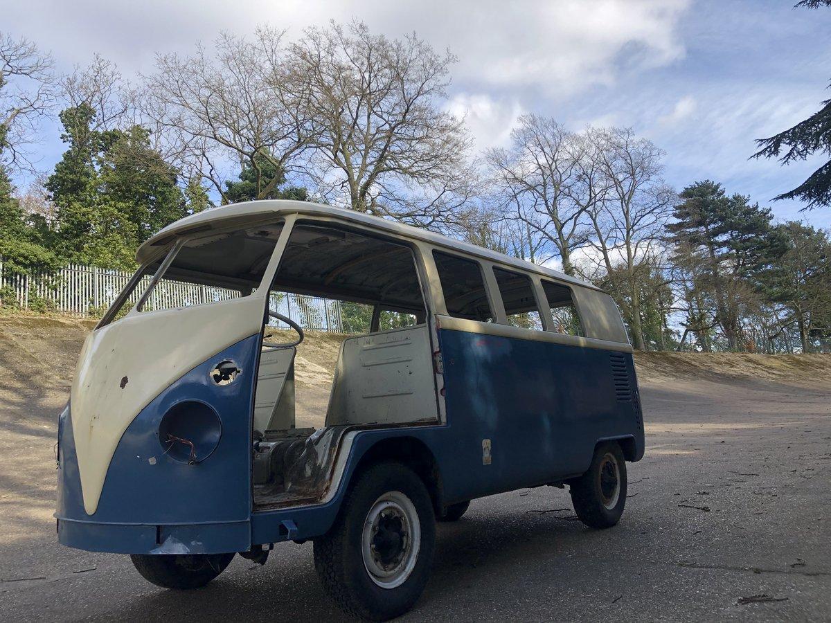 1967 Volkswagen Splitscreen Camper For Sale (picture 1 of 6)