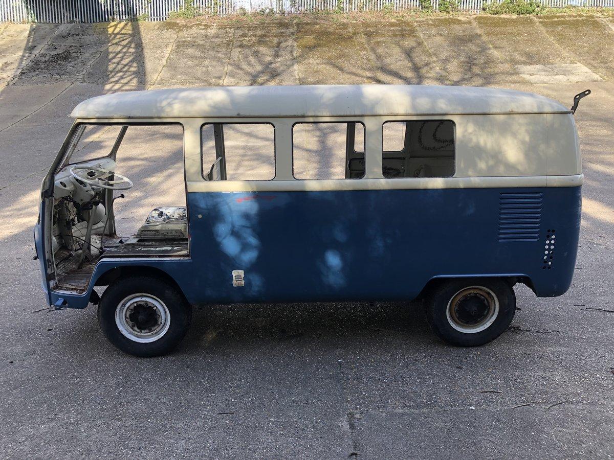 1967 Volkswagen Splitscreen Camper For Sale (picture 4 of 6)