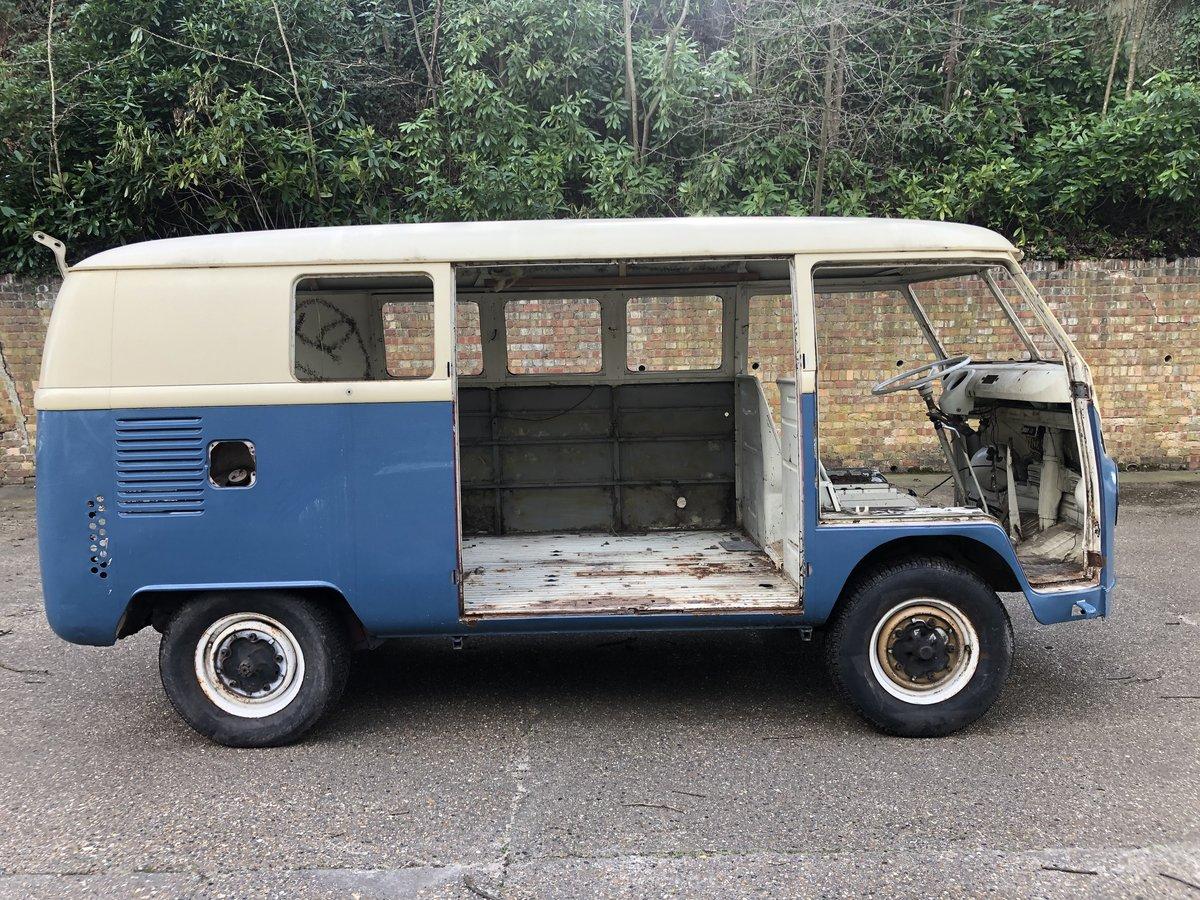 1967 Volkswagen Splitscreen Camper For Sale (picture 5 of 6)