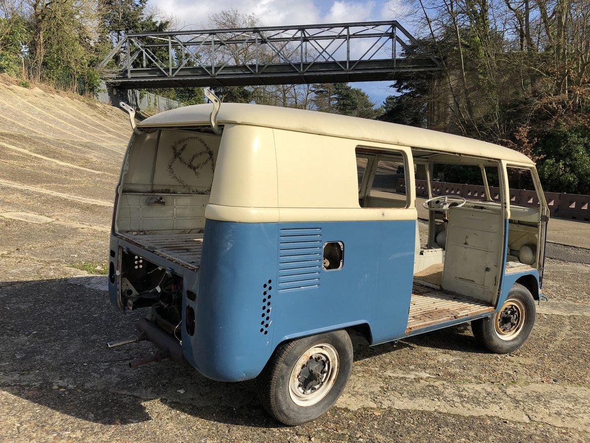 1967 Volkswagen Splitscreen Camper For Sale (picture 6 of 6)