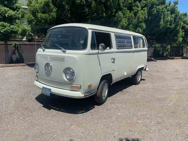 1971 Volkswagon Westfalia Tin Top Camper = Clean Rare $35k  For Sale (picture 1 of 6)